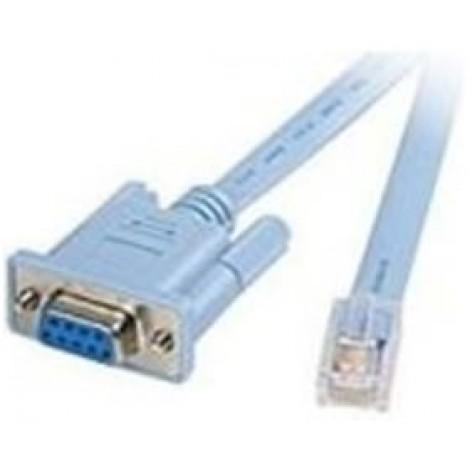 image else for Cisco Cab-console-rj45=-console Cbl 6ft W/ Rj4 Cab-console-rj45= CAB-CONSOLE-RJ45=