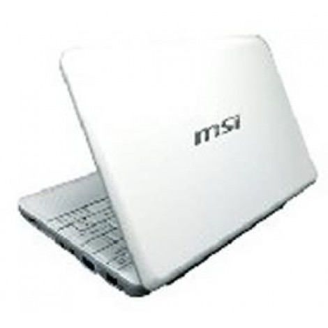 "image else for Msi Wind Netbook U100+ White 160gb Atom N280 1.66ghz, 10""w, 1gb, 160gb, 1.3mp 45887"