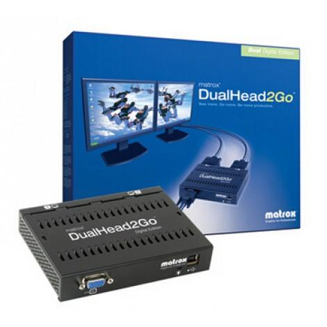 image else for Matrox Dualhead2go Digital Edition D2G-A2D-IF