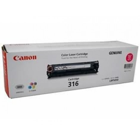image else for Canon Cart316m Magenta Toner Cart For Lbp5050n Cart316m CART316M