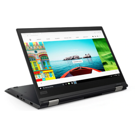 """image else for Lenovo X380 Yoga I7-8550 13.3"""" Fhd 256Gb Ssd 8Gb + Lenovo 23.8"""" Wled (61Cemar2Au) 20Lh002Hau-Len24"""