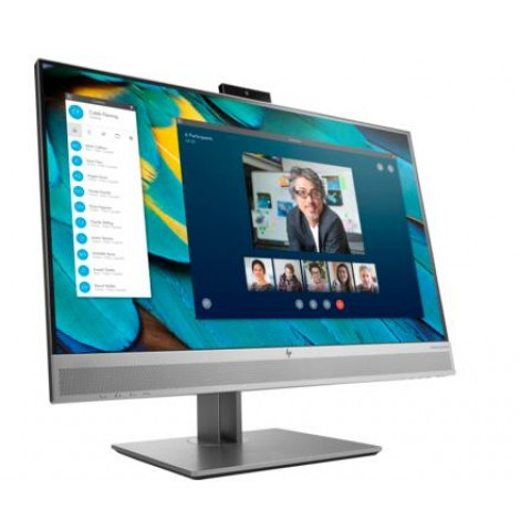 "image else for Hp E243M 23.8"" Ips Fhd Monitor 16:9 1920X1080@60Hz 5Ms Webcam Vga Dp Hdmi Usb3.0 Tilt Swivel Pivot 1FH48AA"
