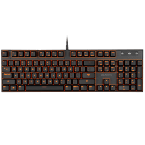 image else for Gigabyte Force K85 Mechanical Keyboard (Kailh Red Switches)Rgb Backlight 2Yr Wty Gk-Force-K85-R-Ms
