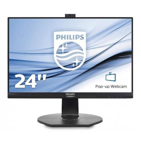 image else for Philips 24In Fhd Ips 1920X1080 5Ms Vga/ Dp/ Hdmi Usd3.0 Speakers Webcam High-Adjustable Vesa 241B7Qpjkeb 241B7QPJKEB