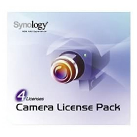 image else for Synology Camera License For Synology License Pk (4) license PK (4)