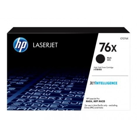 image else for HP 76X Black Toner - High Yield. Approx 10K Pages - For M404 M428 Model Printers Cf276X CF276X