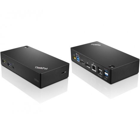 image else for Lenovo ThinkPad USB 3.0 Ultra Dock 40A80045AU, Gigabit, 2x USB3.0, HDMI, DP, Network, Audio 40A80045AU