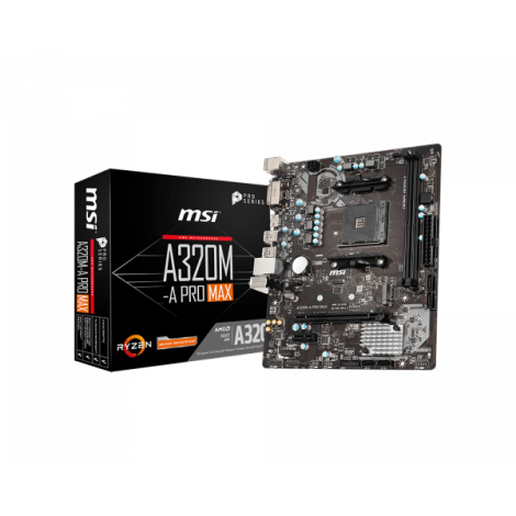 image else for MSI A320M-A Pro Max Motherboard A320M-A PRO MAX