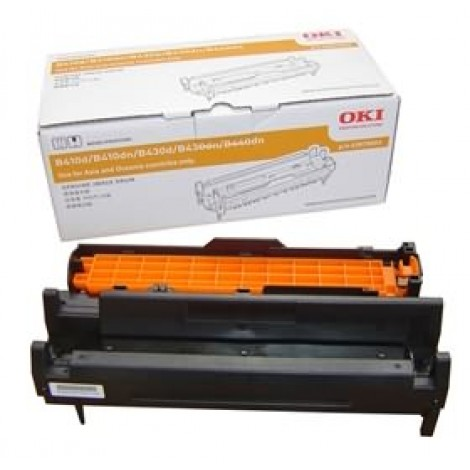 image else for Oki Ep Cartridge (drum) For B410/ B430/ B440, 20, 000 Pages Average Life