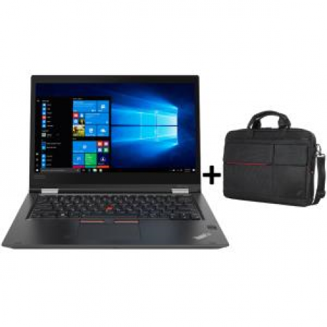 image else for Lenovo Thinkpad X380 13.3In Fhd Touch+Pen I5-8250U 8Gb Ram 256Gb Ssd 4G-Lte Win10 Pro 3Yr + 20LH002FAU-PRO BAG