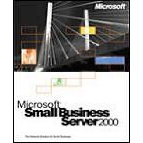 image else for Microsoft Small Business Server 2000 W/ Sp4 (5 Client)