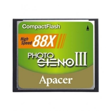 image else for Apacer Compact Flash 2gb 88x Steno Iii
