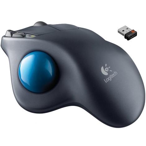 image else for Logitech M570 Wireless Trackball 910-002833 A Different Kind Of Comfort. A Different Kind Of Control. 910-002833