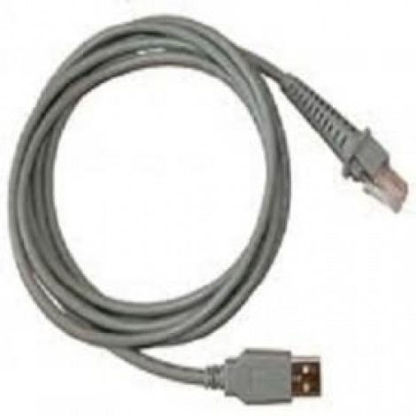 image else for Datalogic Cab-426 Usb Type A Straight Cable 90a051945 90A051945