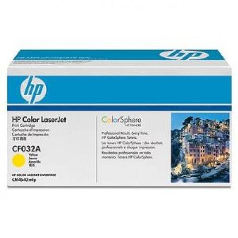 image else for Hp Lj Cm4540 Mfp Toner Cartridge Yellow Cf032a CF032A