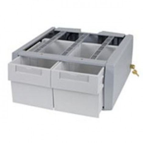 image else for Ergotron Styleview Sup Tall Double Storage Drawer 97-993 97-993