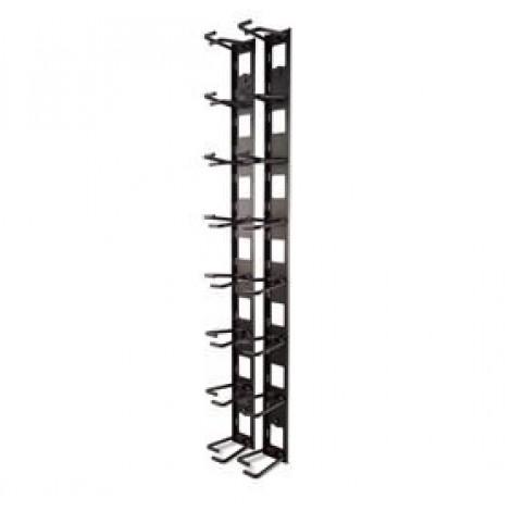 image else for Apc Ou Vertical Cable Organiser Vertical Cable Organiser For Netshelter Vx Channel Ar8442 AR8442