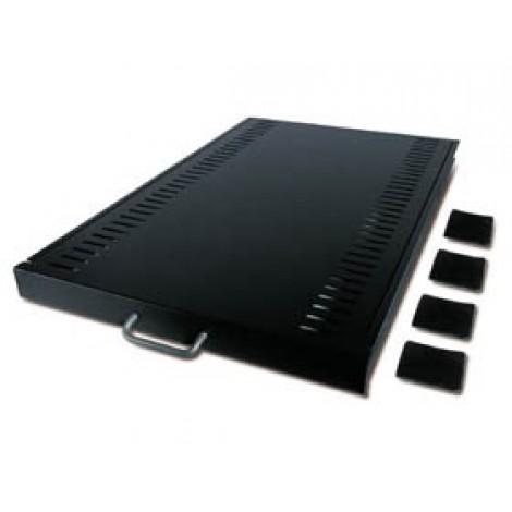 image else for Apc Standard Duty Sliding Shelf - 45kg 4 Post Mounting, Adjustable Mounting Depth, Ar8123blk AR8123BLK