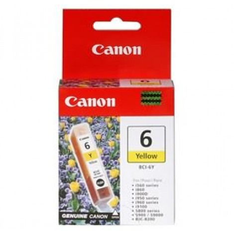 image else for Canon Bci6y Yllw Ink Tank Bci6y BCI6Y