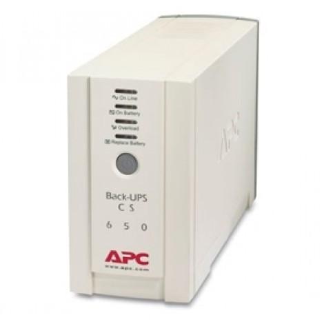 image else for Apc Back-ups Cs 650va 230v 650va/ 400w Power Capacity 230v Nominal Output Voltage BK650-AS