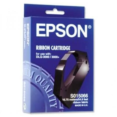 image else for Epson S015066 Black Ribbon - Dlq-3000 3000+ 3500+ Life: 6 Million Characters C13s015066 C13S015066