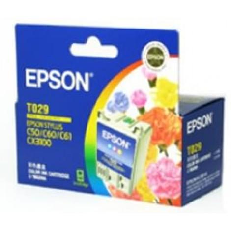 image else for Epson T029 Ink Cartridge Colour 300 Pages C13t029091 C13T029091