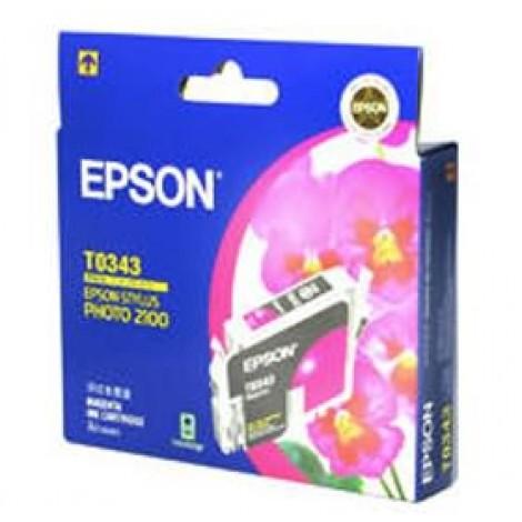 image else for Epson T0343 Magenta Ink Cartridge - Sp2100 C13t034390 C13T034390