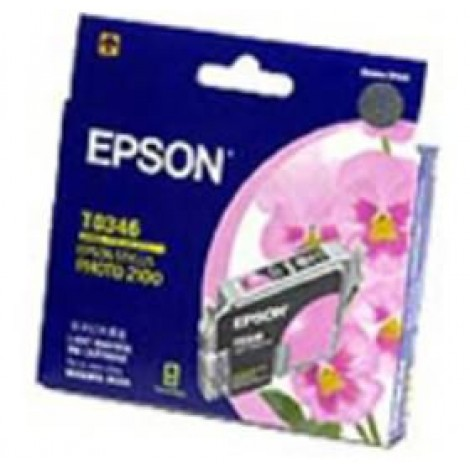 image else for Epson T0346 Light Magenta Ink Cartridge - Stylus Photo 2100 C13t034690 C13T034690