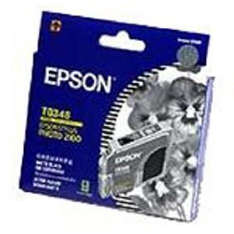 image else for Epson T0348 Matte Black Ink Cartridge - Sp2100 C13t034890 C13T034890