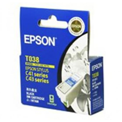 image else for Epson T038 Ink Cartridge Black 330 Pages C13t038190 C13T038190