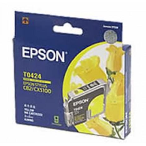 image else for Epson T0424 Yellow Ink - Stylus C82, Cx5100, Cx5300 C13t042490 C13T042490