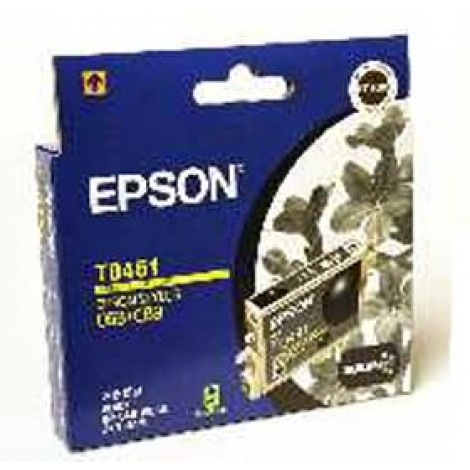 image else for Epson T0461 Ink Cartridge Black 400 Pages C13t046190 C13T046190