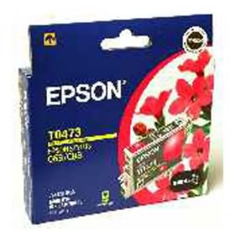 image else for Epson T0473 Ink Cartridge Magenta C13t047390 C13T047390