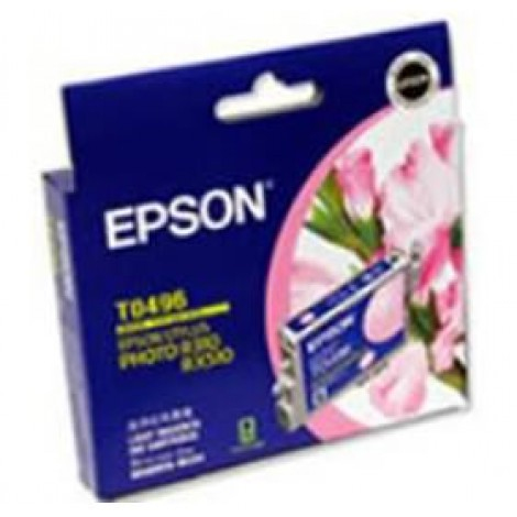 image else for Epson T0496 Ink Cartridge Light Magenta 430 Pa C13t049690 C13T049690