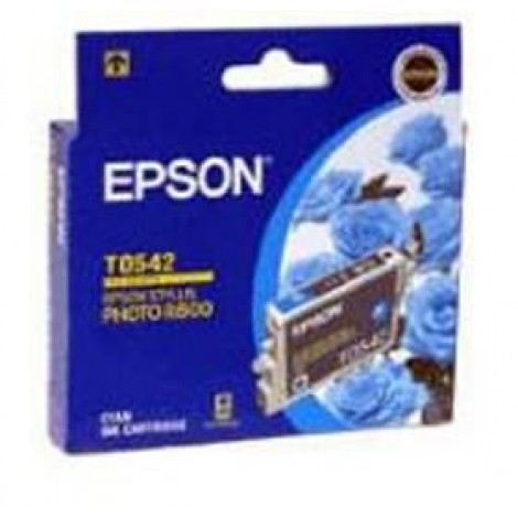 image else for EPSON T0542 Ink Cartridge Cyan 440 Pages C13T054290 C13T054290