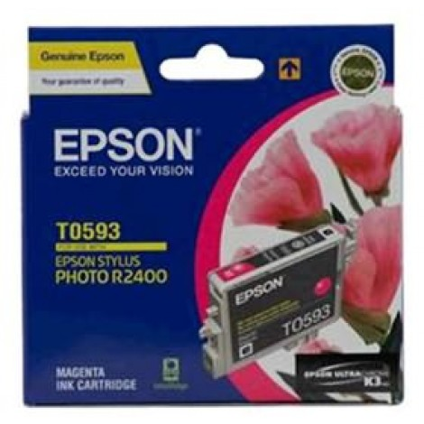 image else for Epson T0593 Ink Cartridge Magenta 519 Pages C13t059390 C13T059390