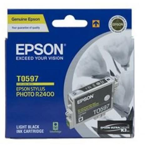 image else for Epson T0597 Ink Cartridge Light Black 450 Page C13t059790 C13T059790