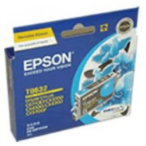 image else for Epson T0632 Ink Cartridge Cyan C13t063290 C13T063290