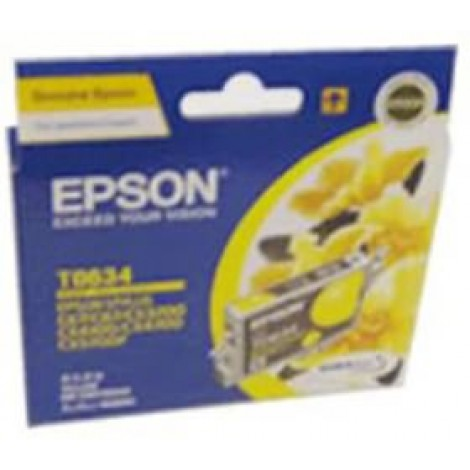 image else for EPSON T0634 Ink Cartridge Yellow C13T063490 C13T063490