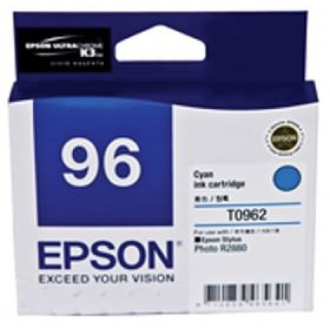 image else for Epson T0962 Cyan Ink Cartridge - R2880 C13t096290 C13T096290