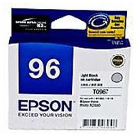image else for Epson T0967 Light Black Ink Cartridge - R2880 C13t096790 C13T096790