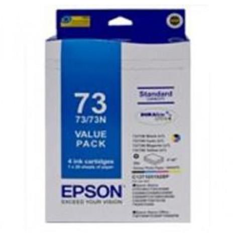 image else for Epson 73n Ink Cartridge & Paper Value Pack C13t105192bp C13T105192BP