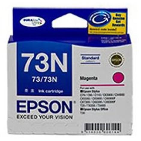 image else for Epson 73n Std Cap Durabrite Ink Cart Magenta C13t105392 C13T105392