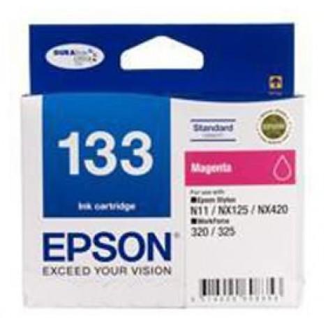 image else for Epson 133 Standard Magenta Ink Cartridge Workforce 325 320 Nx420 Nx125 N11 C13t133392 C13T133392