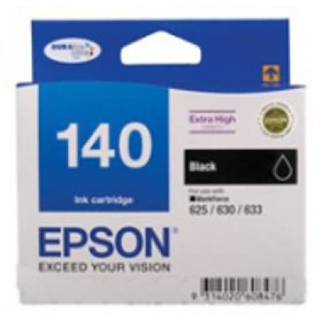 image else for Epson 140 Extra High Capacity Black Ink Cart C13t140192 C13T140192