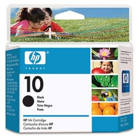 image else for Hp C4844a Hp No.10 Large Black Ink Cartridge C4844A