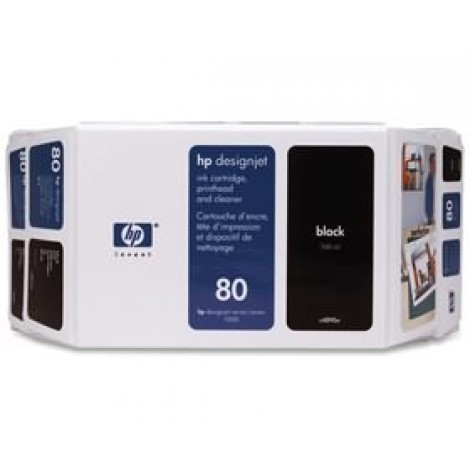 image else for Hp No 80 Ink Cartridge 350 Ml Magenta C4847a C4847A