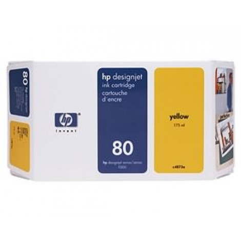image else for Hp 70 Ink Cartridge 350 Ml Yellow C4848a C4848A