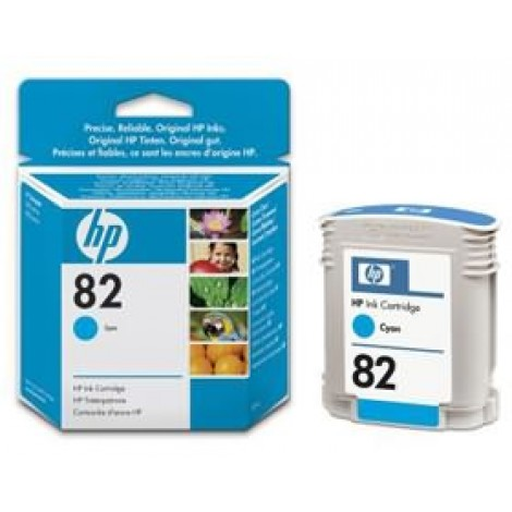 image else for Hp No 82 Ink Cartridge Cyan C4911a C4911A