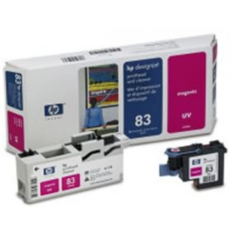 image else for Hp No 83 Uv Magenta Ph And Cleaner C4962a C4962A